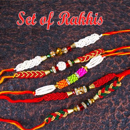 Rakhi Set