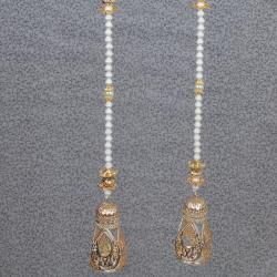 Diwali Fancy Pearl String Long Door Hanging